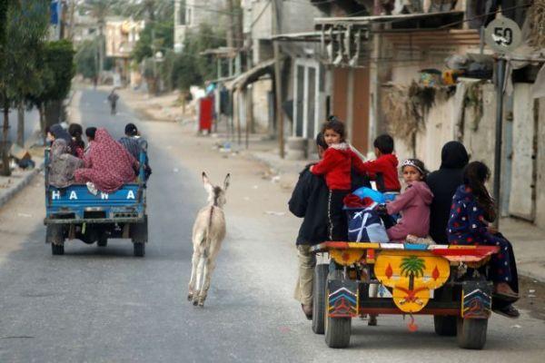 , Γάζα: Περπατώντας πάνω στο αίμα για να φτάσεις στον εκτοπισμό, INDEPENDENTNEWS