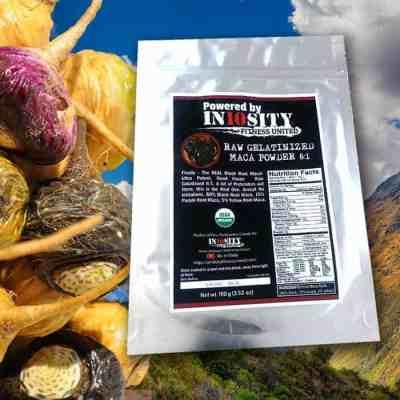 Raw Gelatinized MACA Powder 6:1 - Monthly Subscription