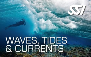 Waves Tides & Currents golven getijden stromingen duiken