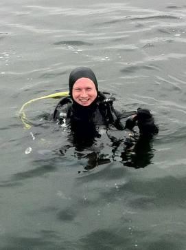Patrick Peschke SSI en NOB duikinstructeur