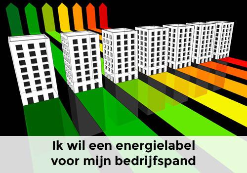 Energielabel bedrijfspanden