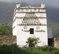 pigeon house andros