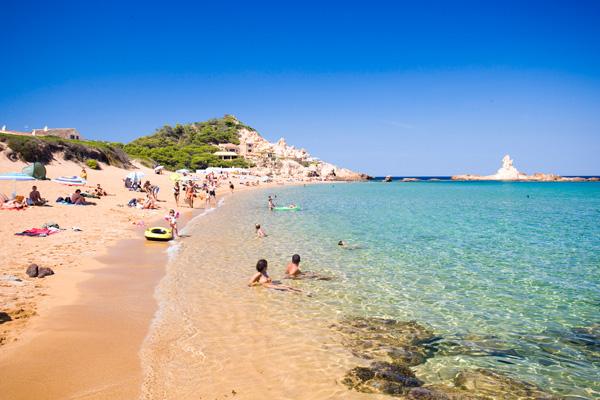 Menorca Beaches Son Bou Cala Galdana Cala N Porter