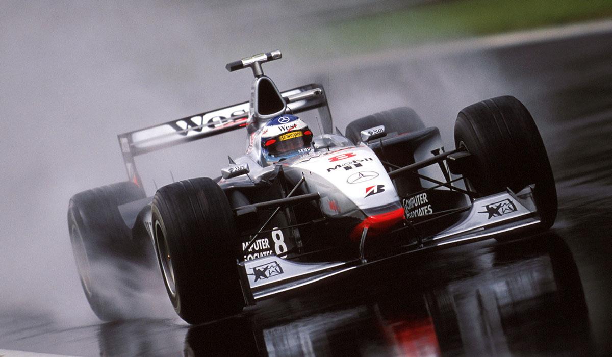 Mika Hkkinen In 2 Motorsports
