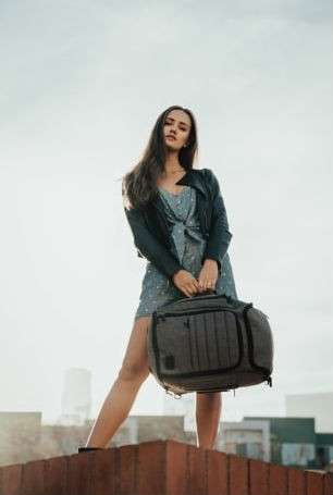 New Travel Bag Cuts Down On Airline Luggage Cost BRIIDG Supply Co.