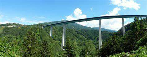 Europa Bridge bungee jump