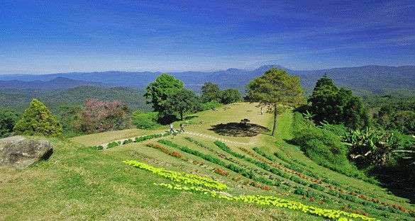 Huai Nam Dang National Park Thailand