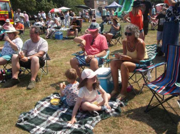Anderby Rocks Music Festival