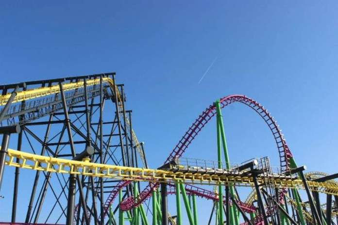 Things to Do Skegness Fantasy Island