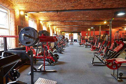 gyms in manchester