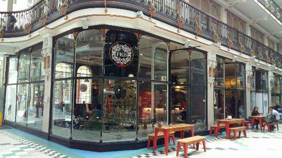 cafes manchester
