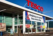 tesco superstore coronavirus