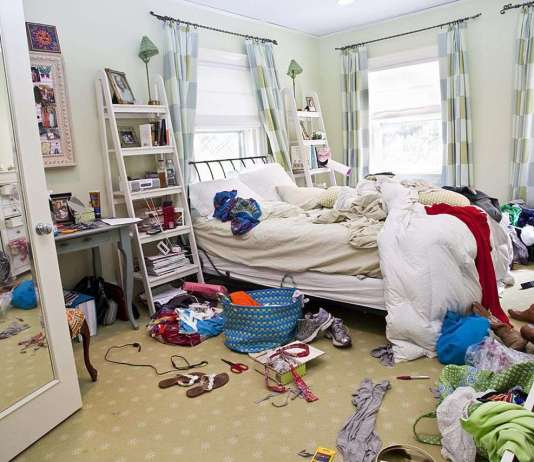 marla stone declutter a room