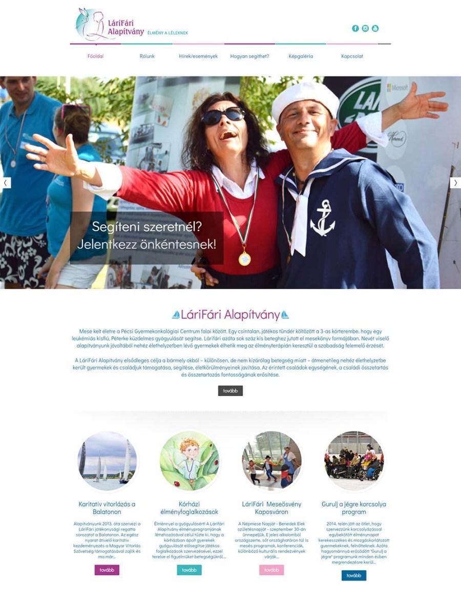 LáriFári Alapítvány