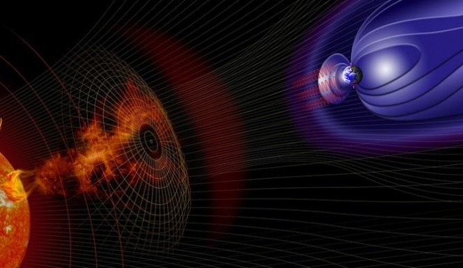 NASA recently discovered what appears to be a 'force field' over Earth, fueling the fire over whether our planet has been under spiritual and physical quarantine as many have suggested.