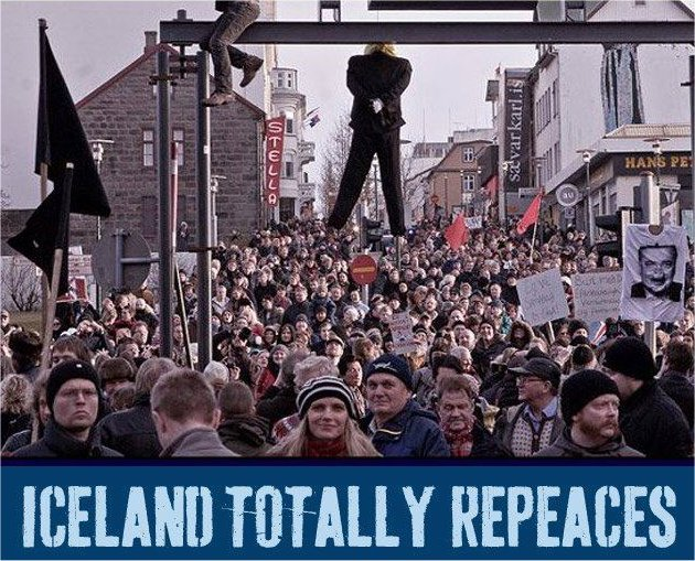 Mainstream Media IGNORES Huge News in Iceland | in5d News
