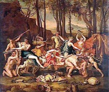 Debido a que Saturnalia no siguió los principios cristianos, los líderes cristianos designaron el último día de Saturnalia como la fecha de nacimiento de Jesús.