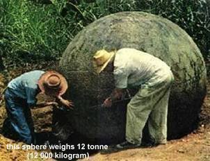 Stone Spheres of Costa Rica