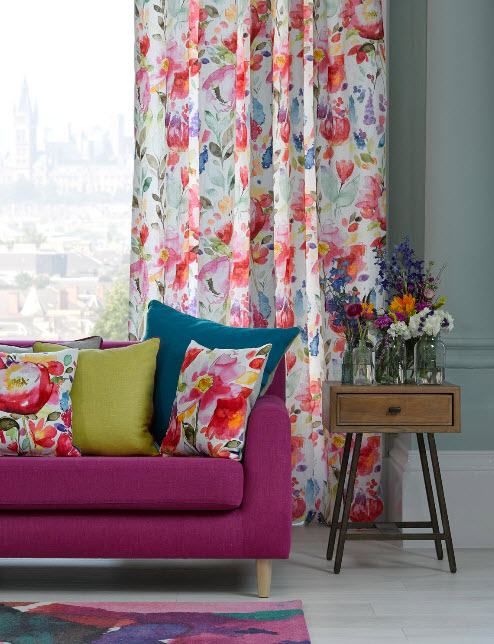 Window Treatment Ideas Bluebellgray Bright Curtains Drapes In