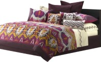 Colorful Bed Comforter Sets Full_8 at In Seven Colors ...