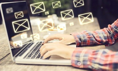 Boite e-mail bloquée