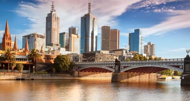 La citt pi vivibile del mondo E Melbourne  In a Bottle