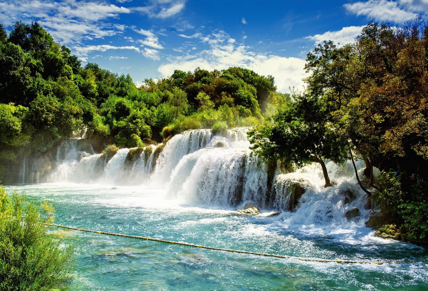 Iguazul Falls Wallpaper Nature Sounds Influence People S Physiology