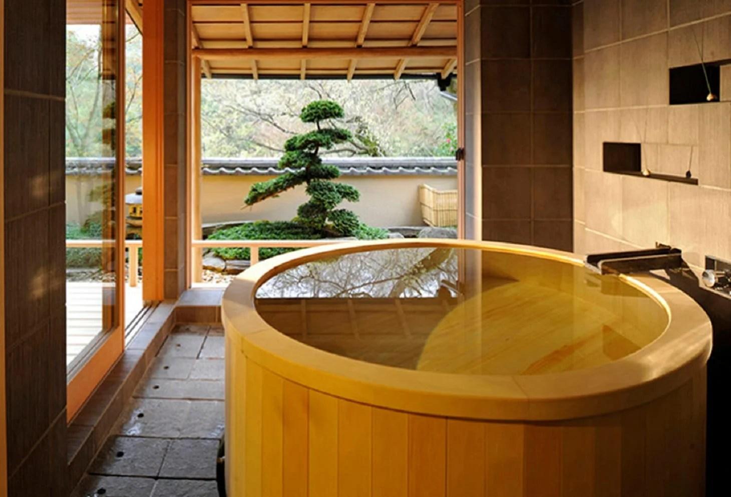 Il rito del benessere giapponese alla scoperta di bagno ofuro