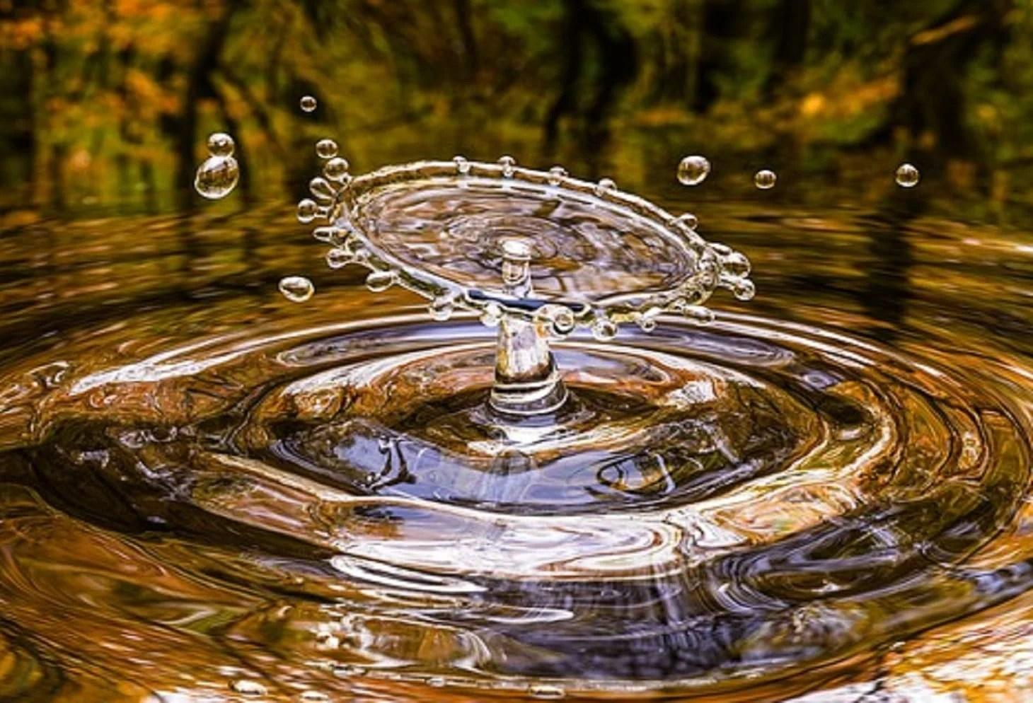 Risparmio e riciclo di acqua priorit per lItalia  In a Bottle