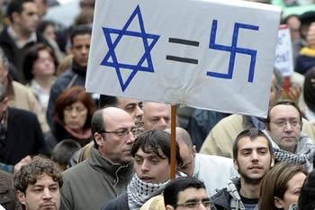 Antissemitismo, comparação entre o Judaísmo e o Nazismo