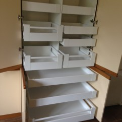 Kitchen Pantry Drawer Systems Home Depot Shelves Inadrawer Tandembox