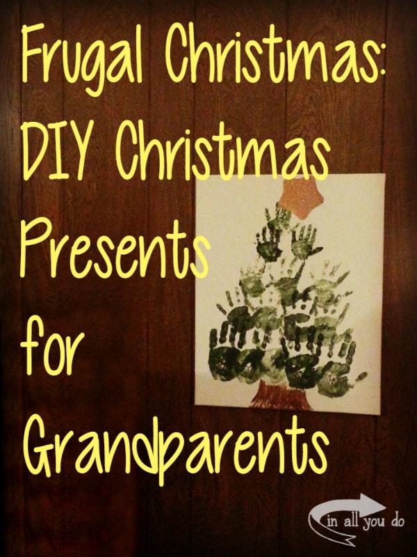 diy christmas presents for