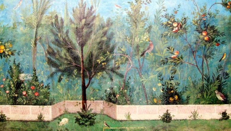 «Mientras estoy durmiendo, el árbol crece». Jardín Gulbenkian, de J.A. González Iglesias