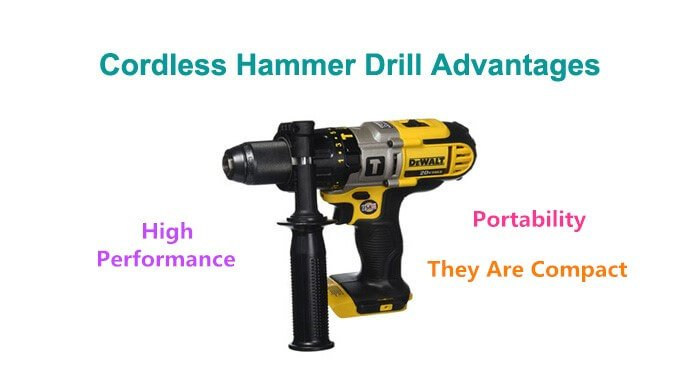 Know The Cordless Hammer Drill