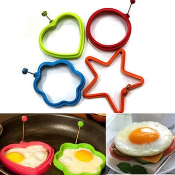 Ring Mold for Eggs