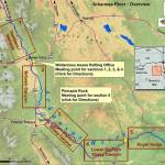 Arkansas River Map Colorado Whitewater Rafting Trips