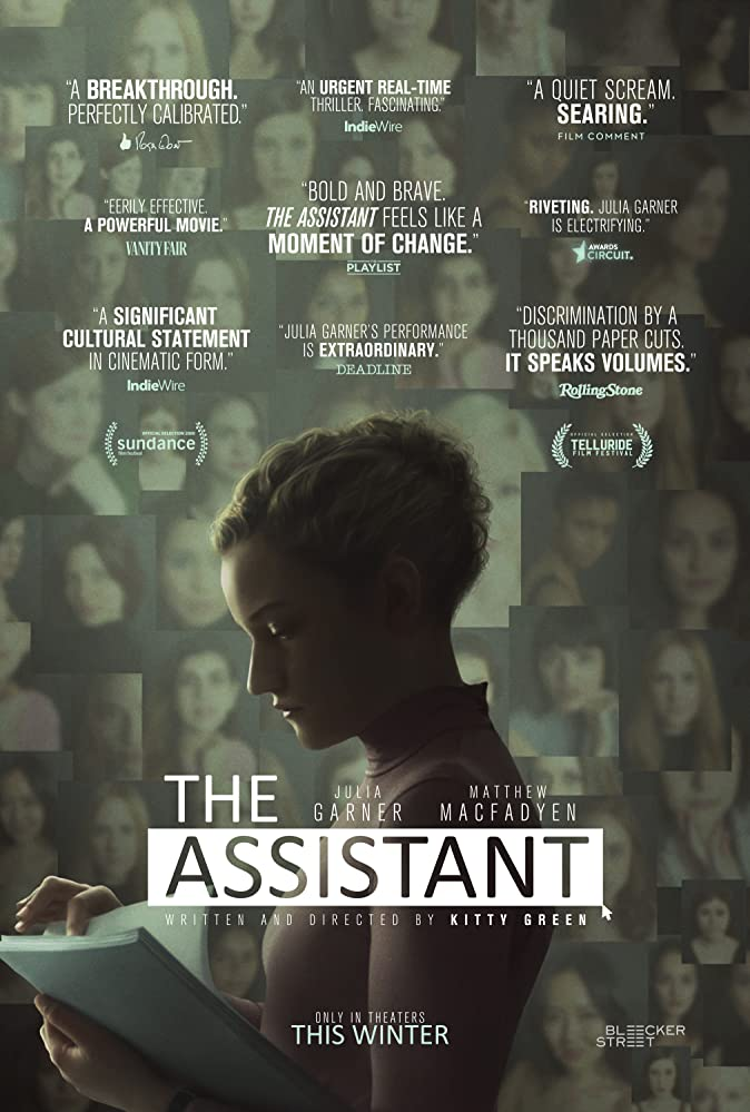 DOWNLOAD MOVIE: THE ASSISTANT