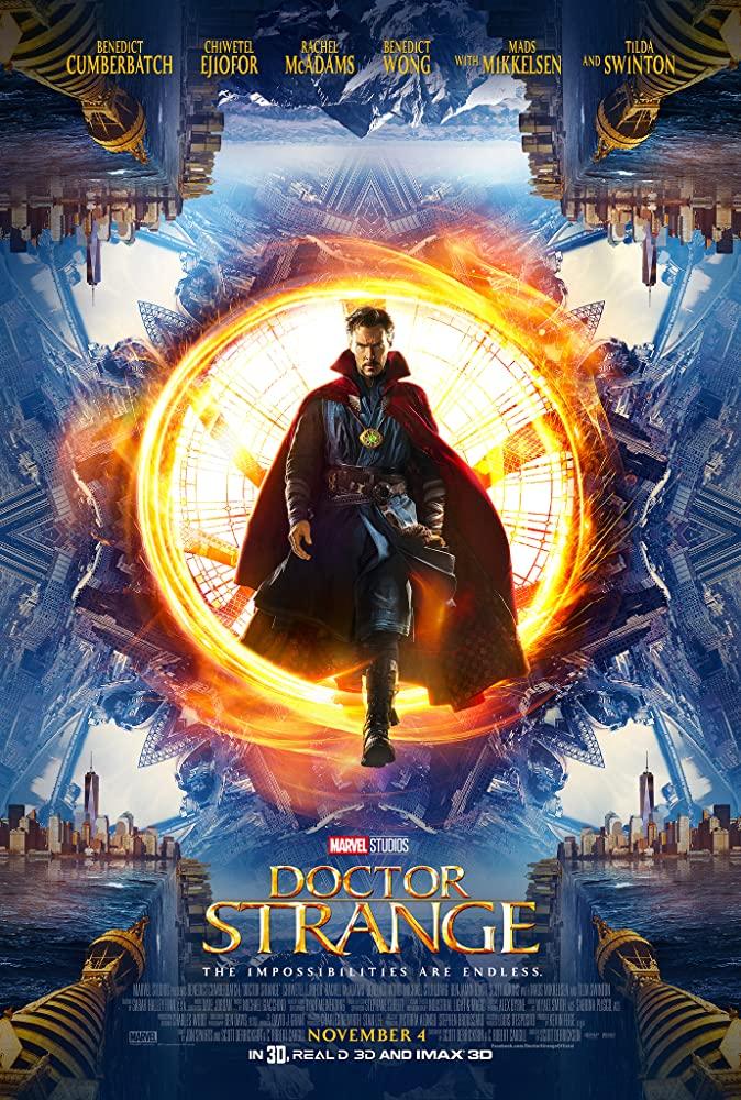 DOWNLOAD MOVIE: DOCTOR STRANGE