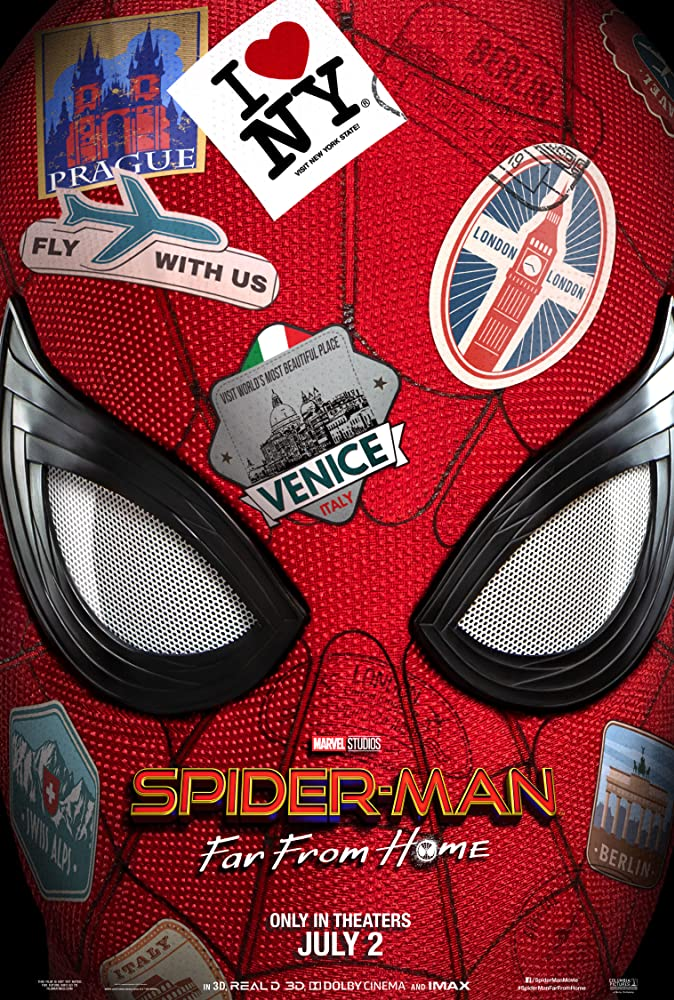 DOWNLOAD MOVIE: SPDER-MAN FAR FROM HOME