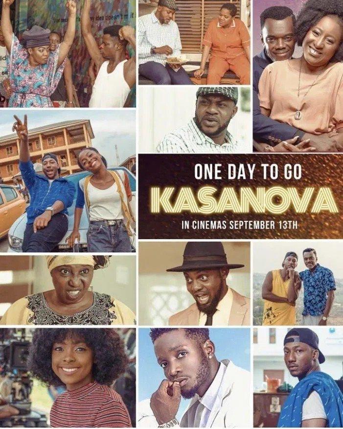 NOLLYWOOD MOVIE: KASANOVA DOWNLOAD