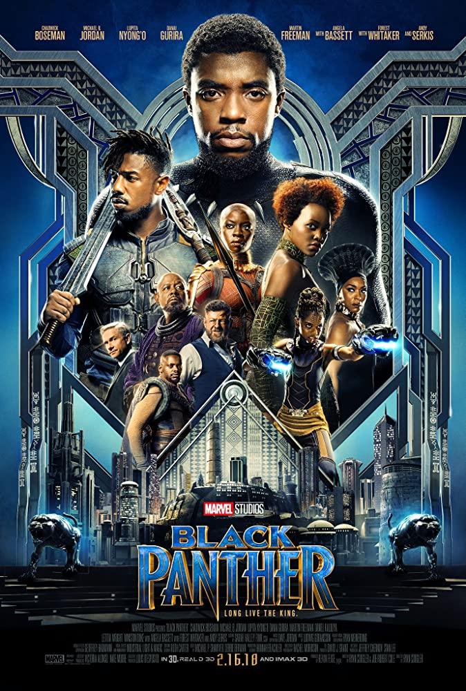 DOWNLOAD MOVIE: black panther