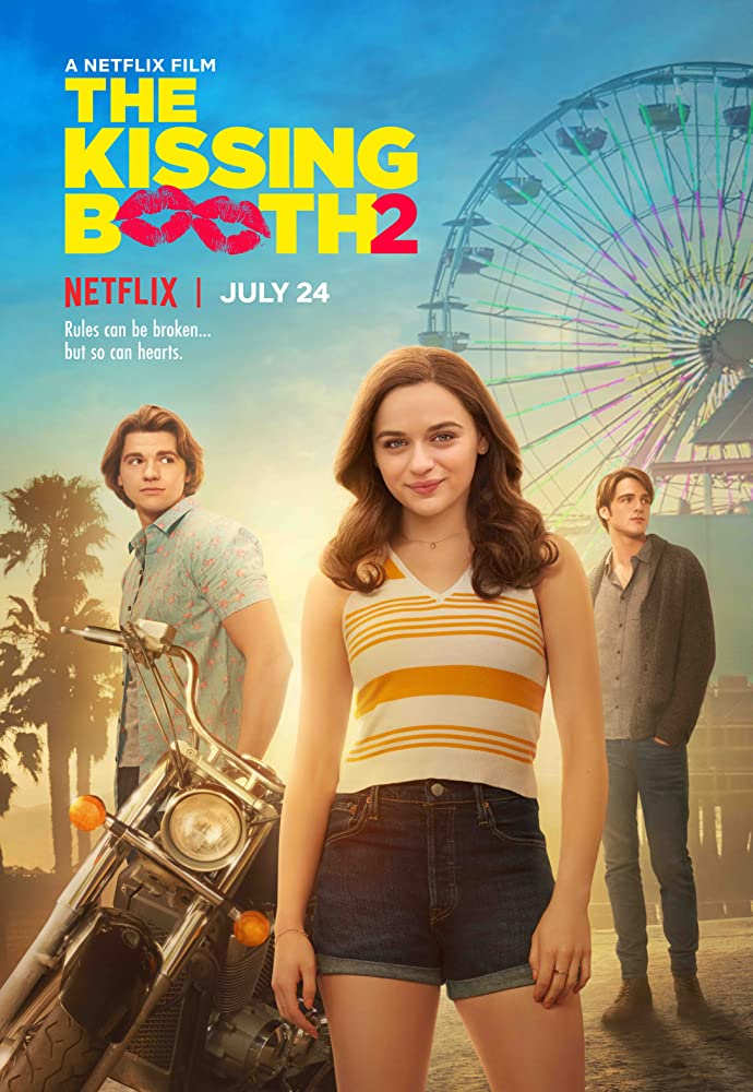 DOWNLOAD MOVIE: THE KISSING BOOTH 2