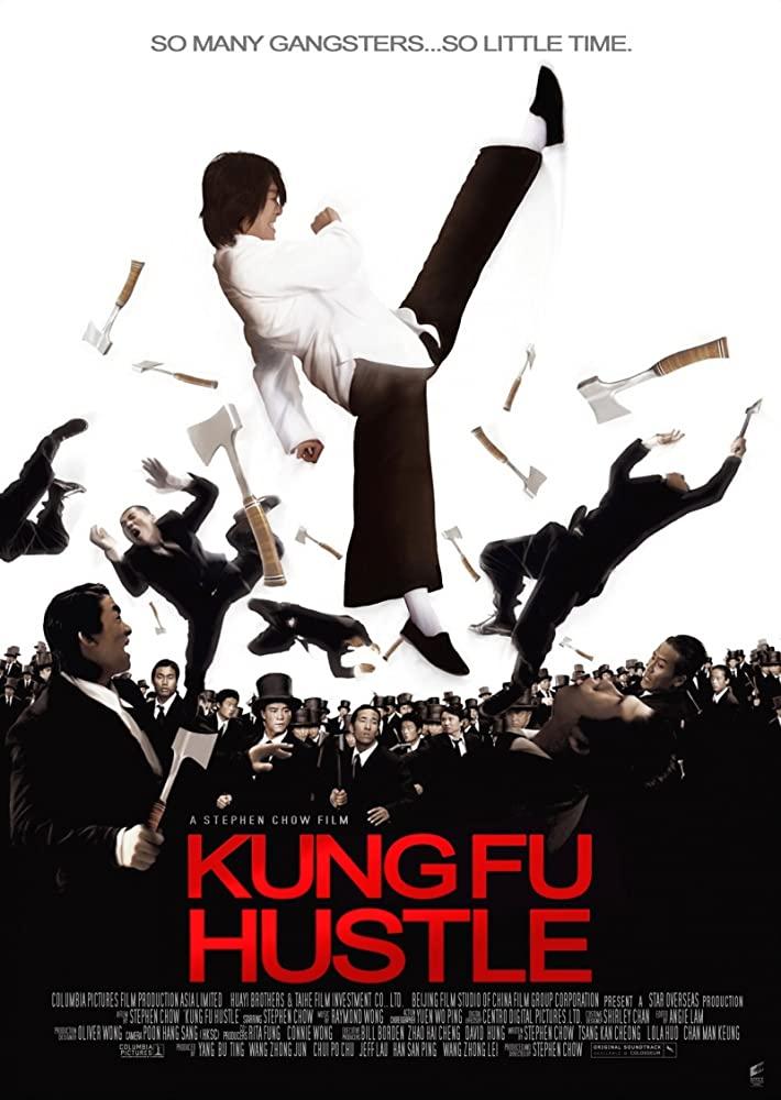 DOWNLOAD MOVIE: KUNGFU HUSTLE