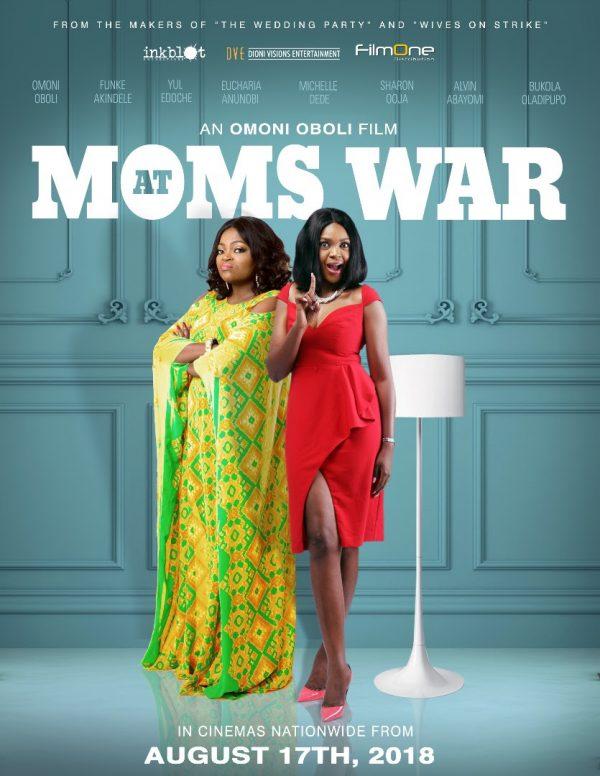 NOLLYWOOD MOVIE: MOMS AT WAR
