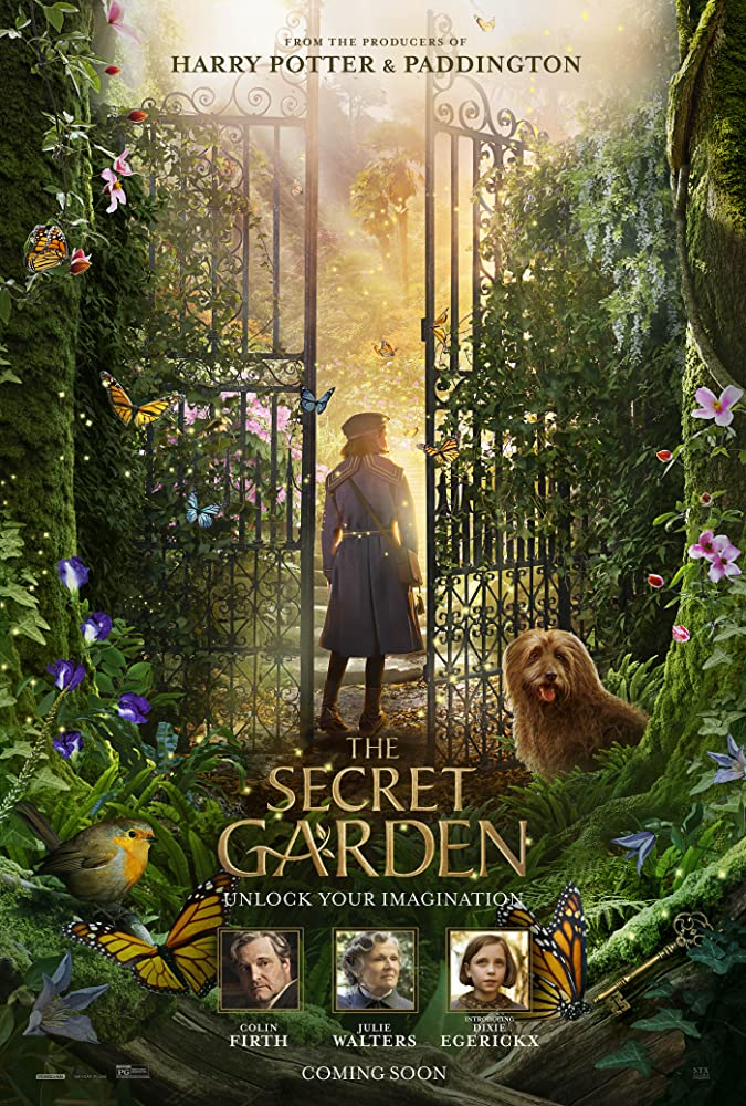 DOWNLOAD MOVIE: THE SECRET GARDEN