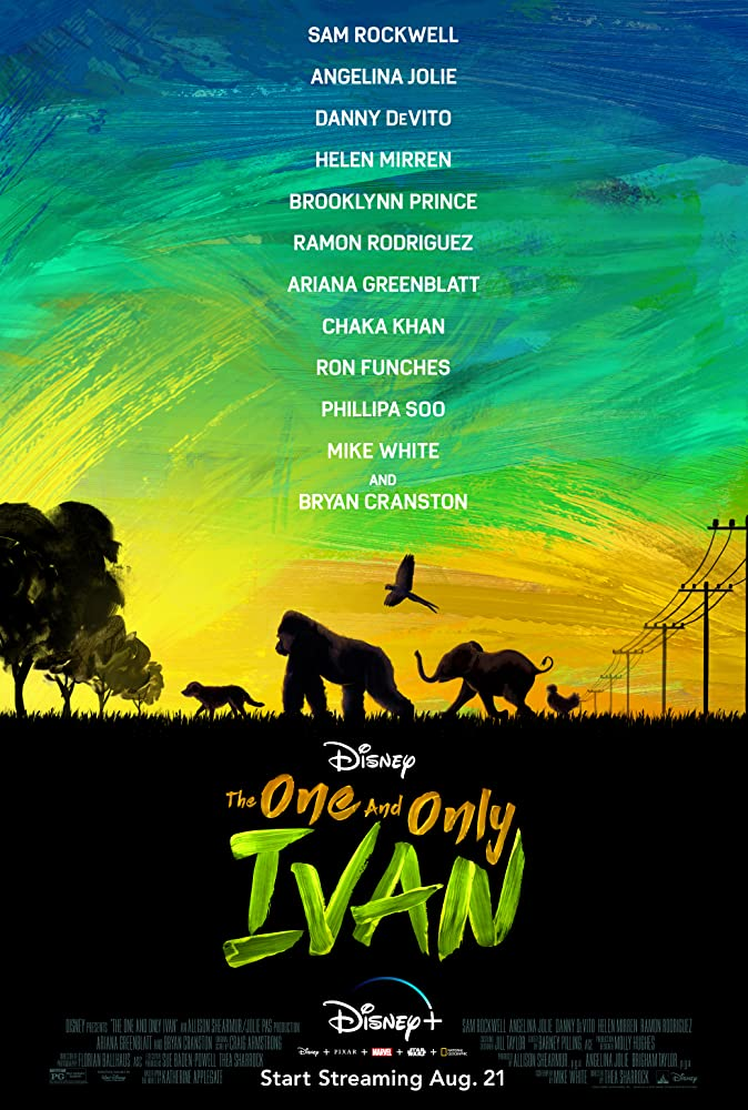 DOWNLOAD: THE ONE AND ONLY IVAN MOVIE