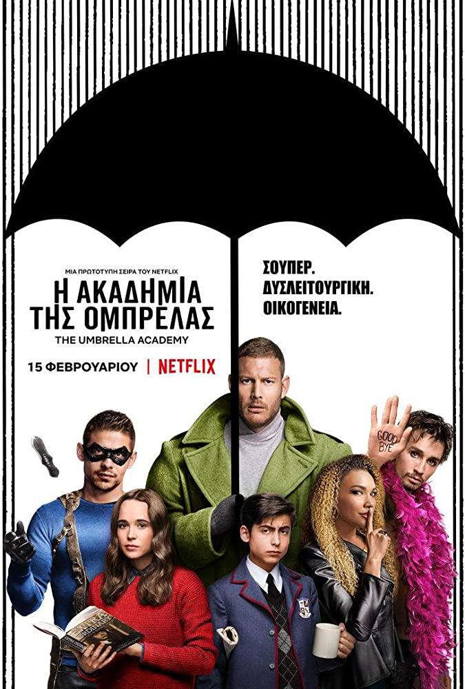DOWNLOAD MOVIE: the umbrella academy - iNatureHub