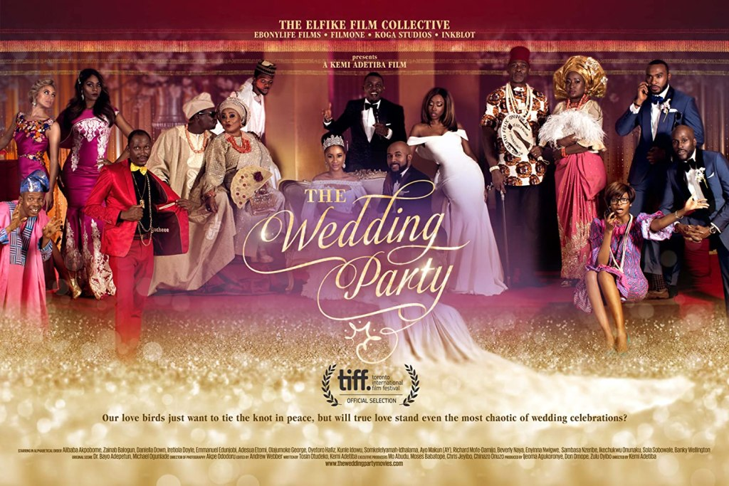 DOWNLOAD: THE WEDDING PARTY MOVIE