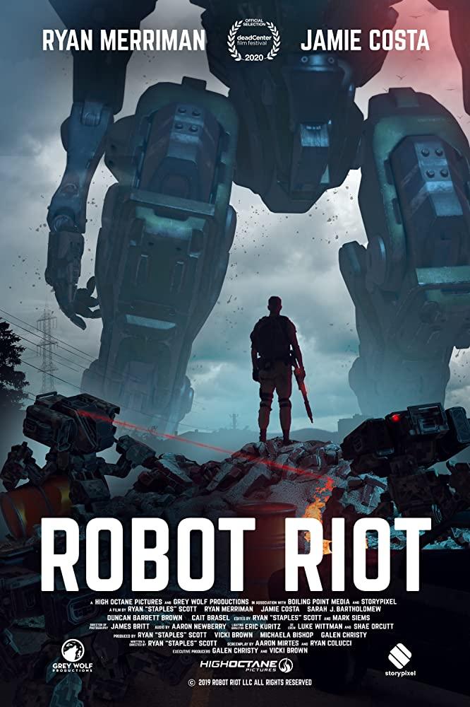 DOWNLOAD MOVIE: ROBOT RIOT
