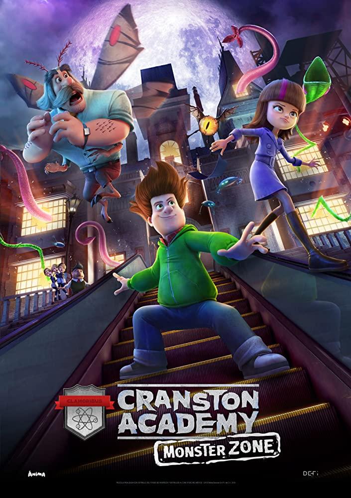DOWNLOAD: Cranston Academy Monster Zone (2020) - iNatureHub